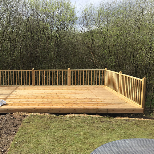Decking South Wales