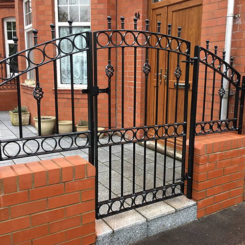 Iron Fencing South Wales